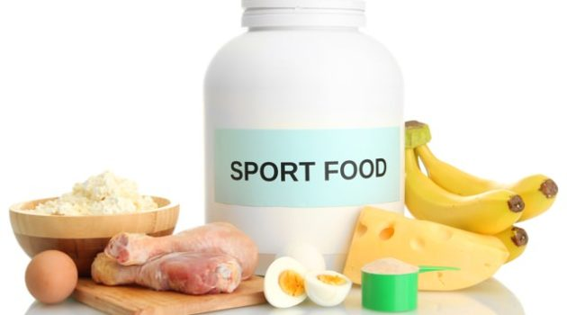 Спортивное питание
