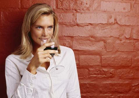 красное вино для сердца