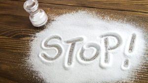 Избыток соли