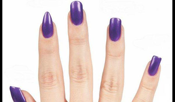 характер по форме ногтей