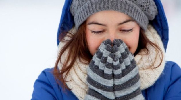 аллергия зимой
